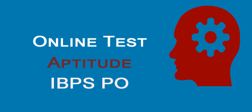 aptitude mcq online test for ibps po
