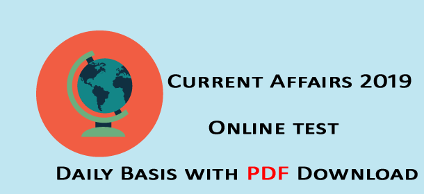 current-affairs-online-test-2019